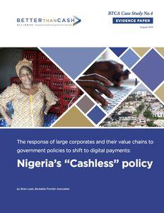 Nigeria case study