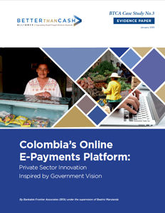 Colombia E-payment - Highlights