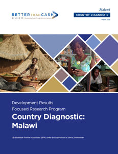 Country Diagnostic: Malawi
