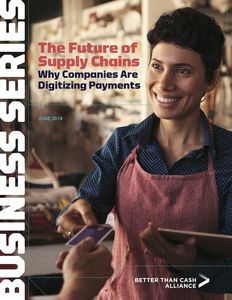 The Future of Supply Chains: Why Companies are Digitizing Payments (Full Report)