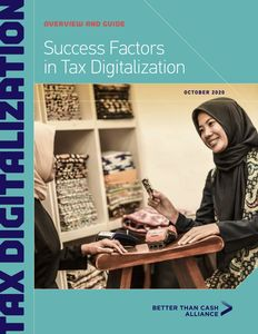 Success Factors in Tax Digitalization