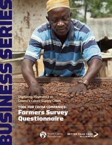 Farmers Survey Questionnaire