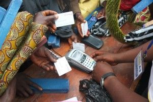At a Moment's Notice: Mercy Corps Tests and Deploys an E-Voucher System for Crises in the DRC