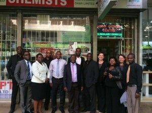 In Learning Exchange with Kenya, Nigerian and Malawian Banks Focus on Reaching Women With Cashless Solutions-2