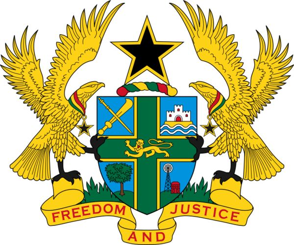 republic of Ghana logo