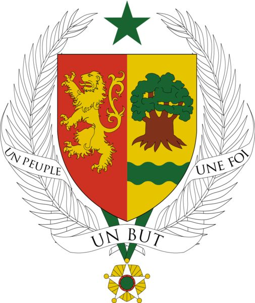republic of Senegal logo