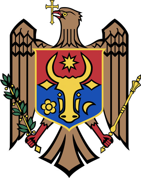 Republic of Moldova logo