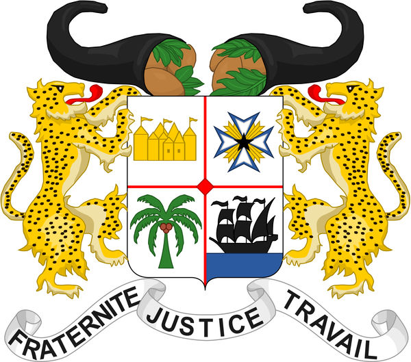 Republic of Benin official seal