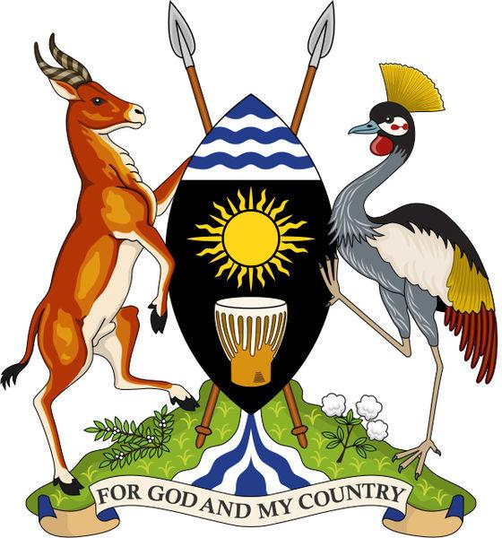 Uganda country logo