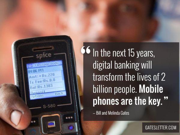 Mobile Banking 2015 Gates