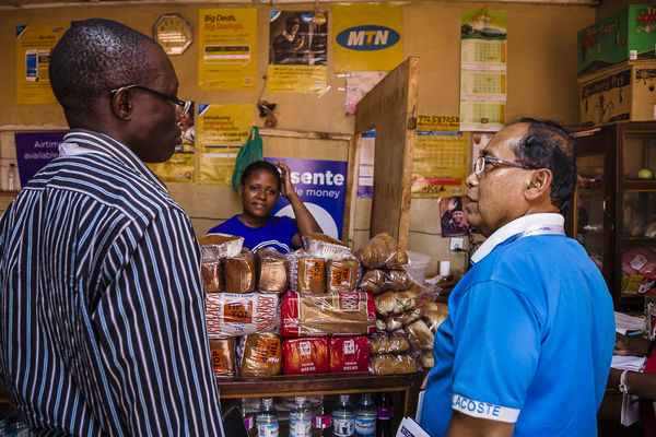 Interviewing Rural Clients Uganda