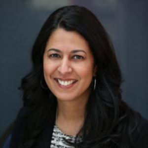 photo of Amina Razvi